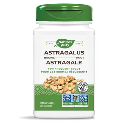 Nature's Way Astragalus 470mg 100 Capsules