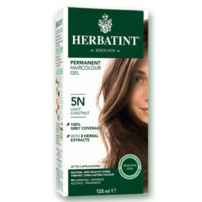 Herbatint (5N-Light Chestnut) Herbal Hair Color