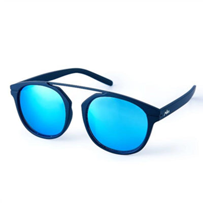 Mira Diva Black Frame Blue Lens Sunglasses