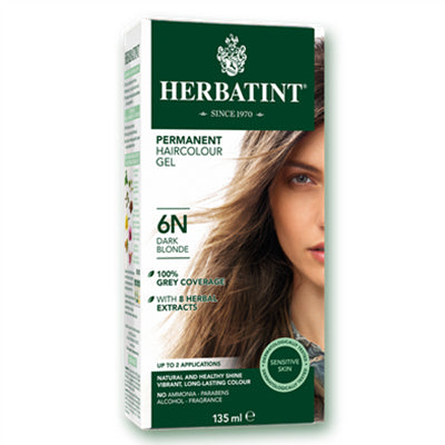 Herbatint (6N-Dark Blonde) Herbal Hair Color