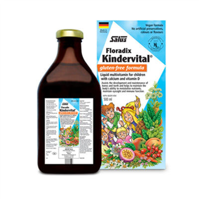 Flora Salus Kindervital Multivitamin 500 ml
