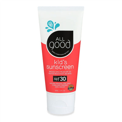 All Good SPF 30 Kids Sunscreen Lotion 89ml