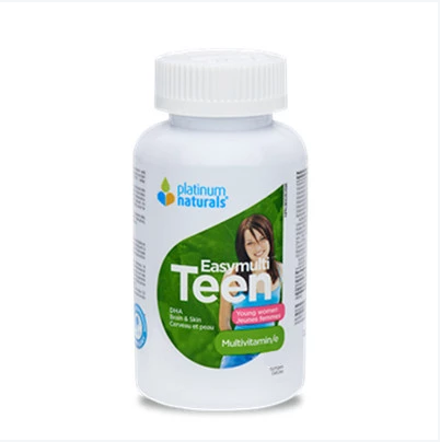 Platinum Easymulti Teen Girl 120 Softgels
