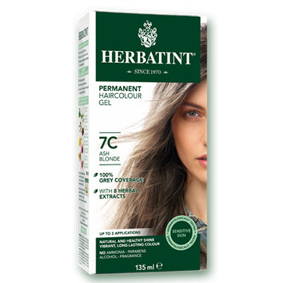 Herbatint (7C-Ash Blonde) Herbal Hair Color