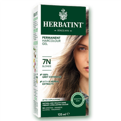 Herbatint (7N-Blonde) Herbal Hair Color