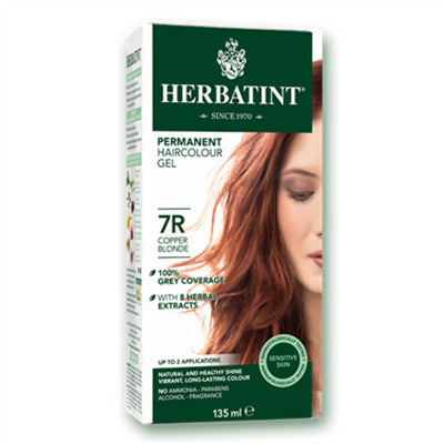 Herbatint (7R-Copper Blonde) Herbal Hair Color