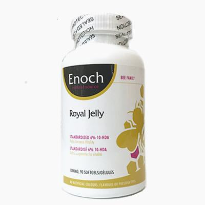 Enoch Royal Jelly 1000mg 90 Softgels