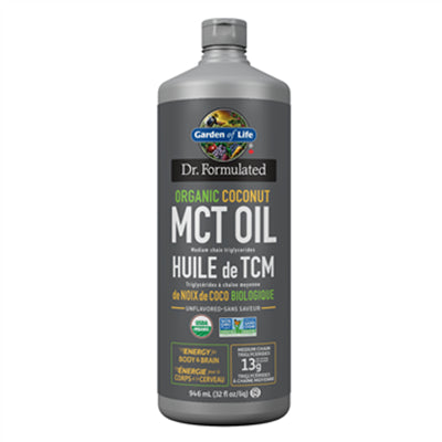 Garden of Life Dr. Formulated MCT Oil 946ml