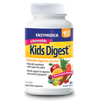 Enzymedica Kids Digest 60 Tablets
