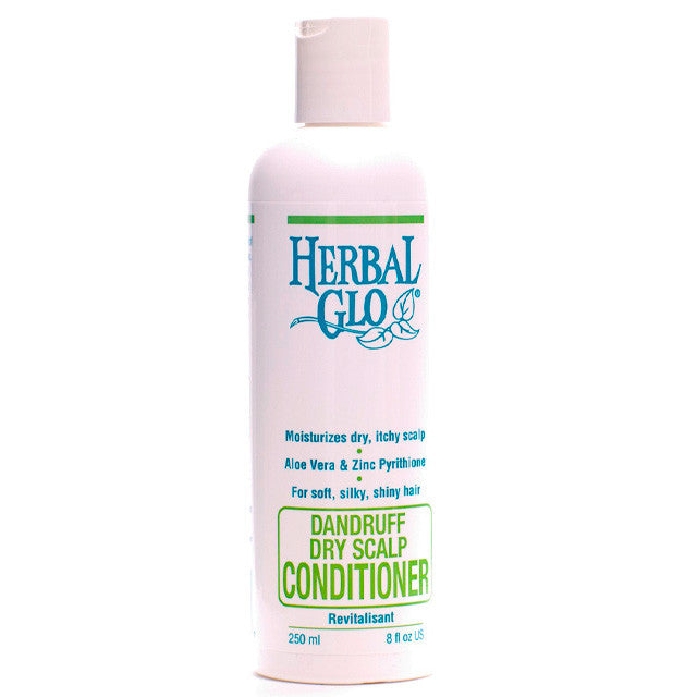 Herbal Glo Dandruff/Dry Scalp Hair Conditioner 250ml