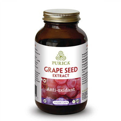 Purica Grapeseed Extract 120 Caps