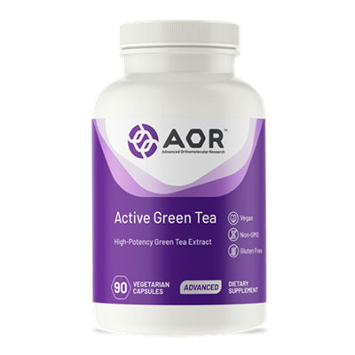 AOR Active Green Tea 700 mg 90 Veg-Capsules