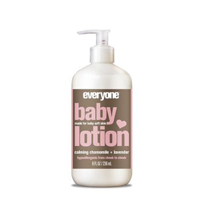 Everyone Baby Lotion Chamomile Lavender 8oz