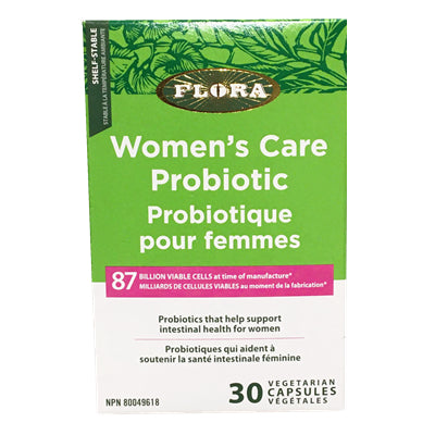 Flora Women's Care Probiotic 30 VCapsules