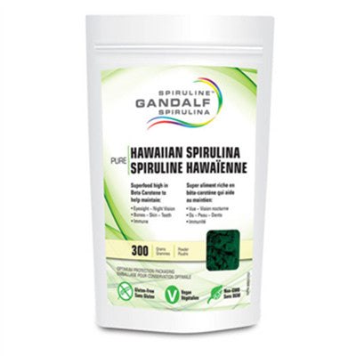 Gandalf Hawaiian Spirulina 1000mg 300g