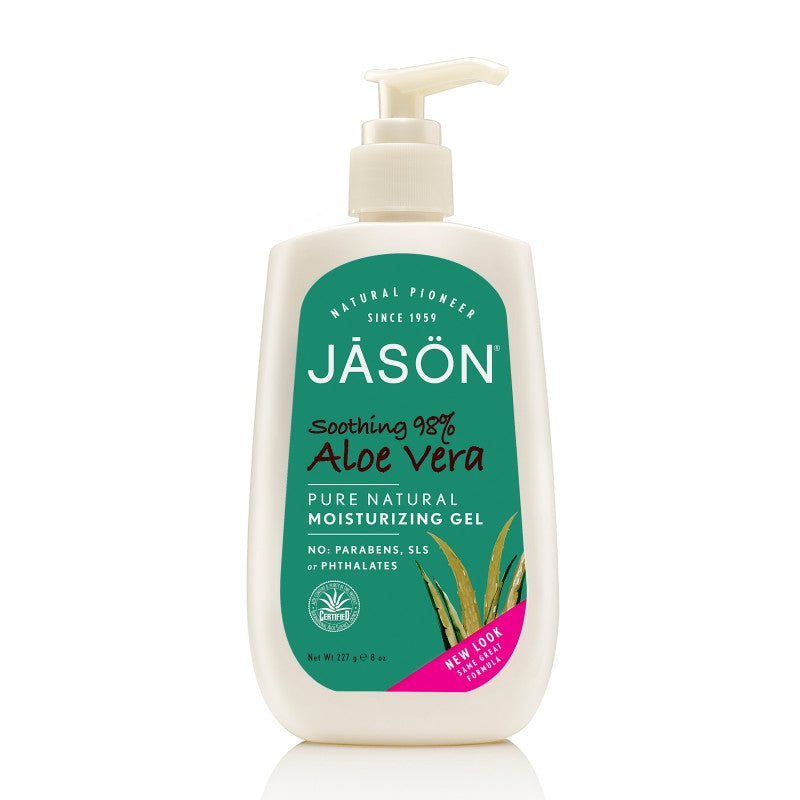 Jason Natural Soothing 98% Aloe Vera Gel 227 g