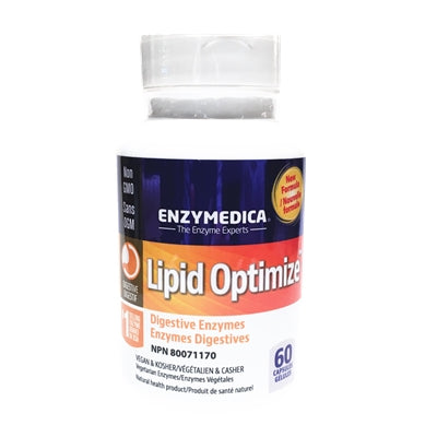 Enzymedica Lipid Optimize 60Capsules