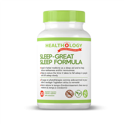 Healthology Sleep Great 30 Capsules