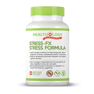 Healthology Stress- FX 60 Capsules
