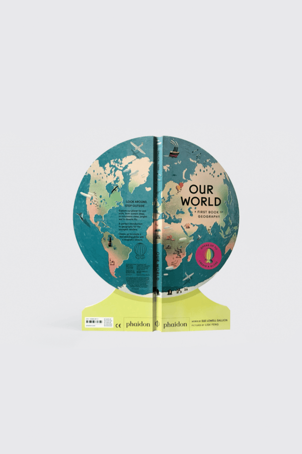 PHAIDON Books Our World
