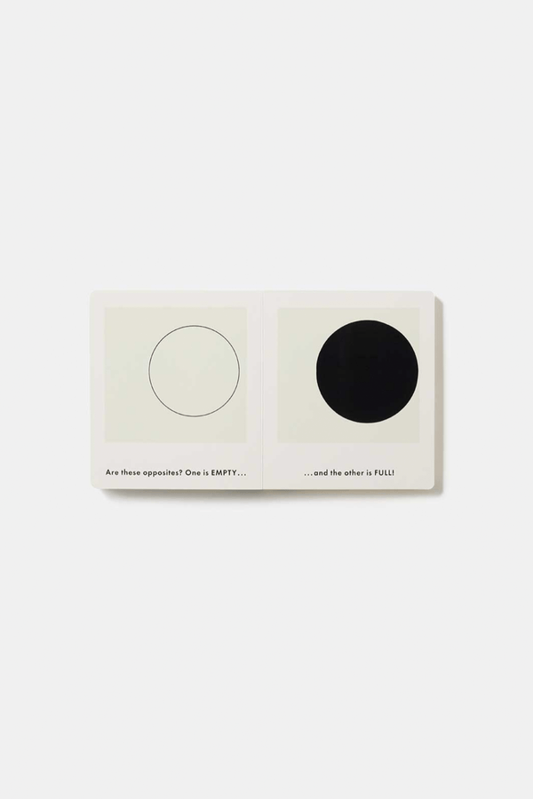 PHAIDON Books Up, Down & Other Opposites with Ellsworth Kelly