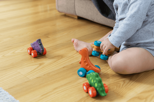 PLANTOYS Toys DINO CAR - REX