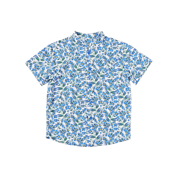 Every Step Of The Way Liberty Mandarin Shirt