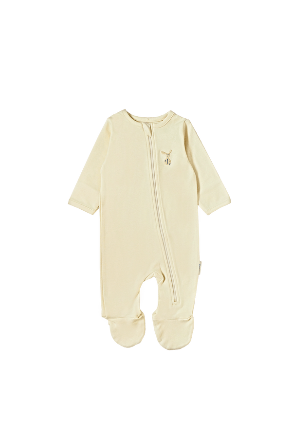 Sea Apple Onesie Sleepy Bunny Cream Pyjamas Footed Onesie