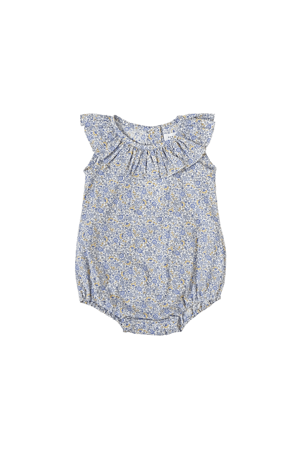 Little Garden Grey Sunsuit