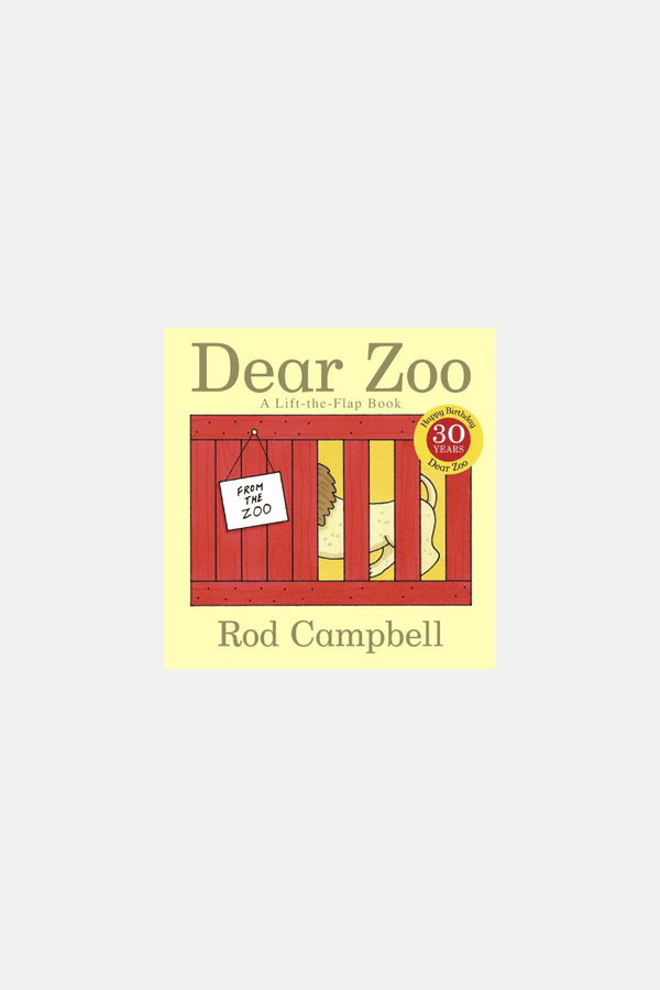 Dear Zoo - A Lift-the-Flap Book