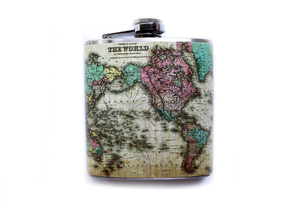 Map & Nature Flasks