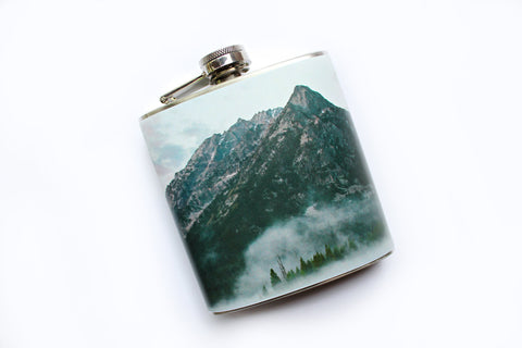 Mountain Fog Nature Flask - Harmless Habit - 1