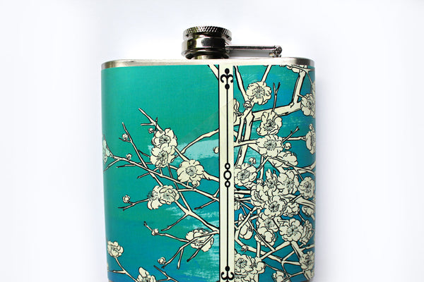 Japanese Cherry Blossom Flask - Harmless Habit - 3