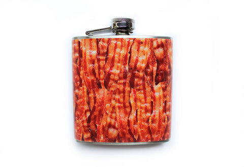 A Bunch of Bacon Flask - Harmless Habit - 1