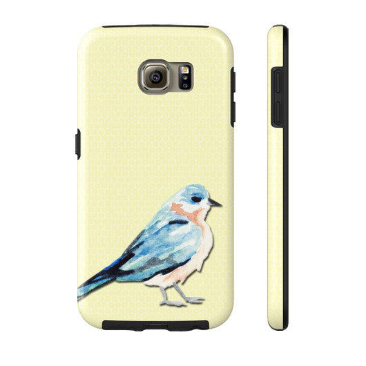 Retro Birdie Phone Case - Harmless Habit - 1