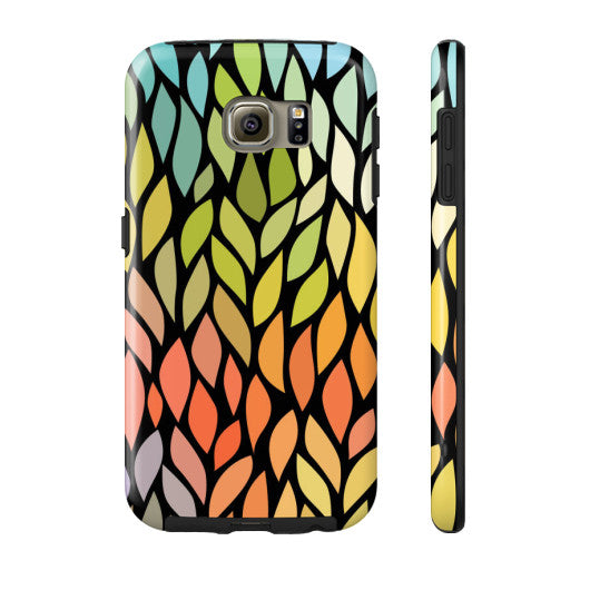 Changing Autumn Leaves Phone Case - Harmless Habit - 5