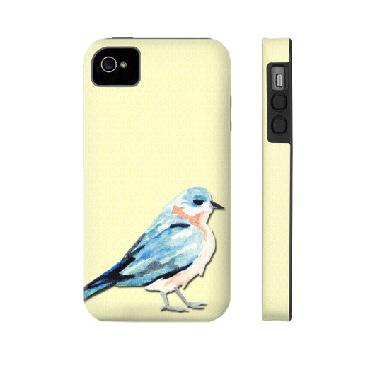 Retro Birdie Phone Case - Harmless Habit - 5