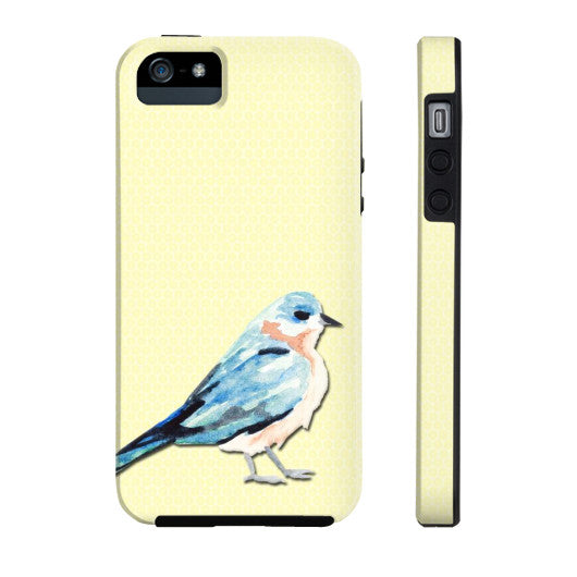 Retro Birdie Phone Case - Harmless Habit - 4
