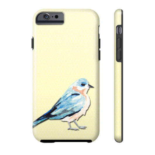 Retro Birdie Phone Case - Harmless Habit - 2