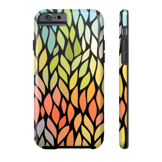 Changing Autumn Leaves Phone Case - Harmless Habit - 1