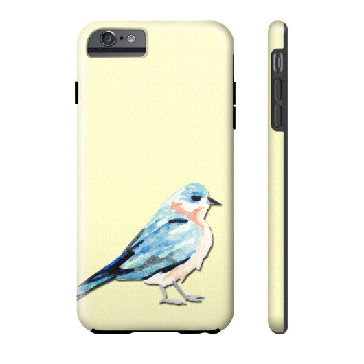 Retro Birdie Phone Case - Harmless Habit - 3