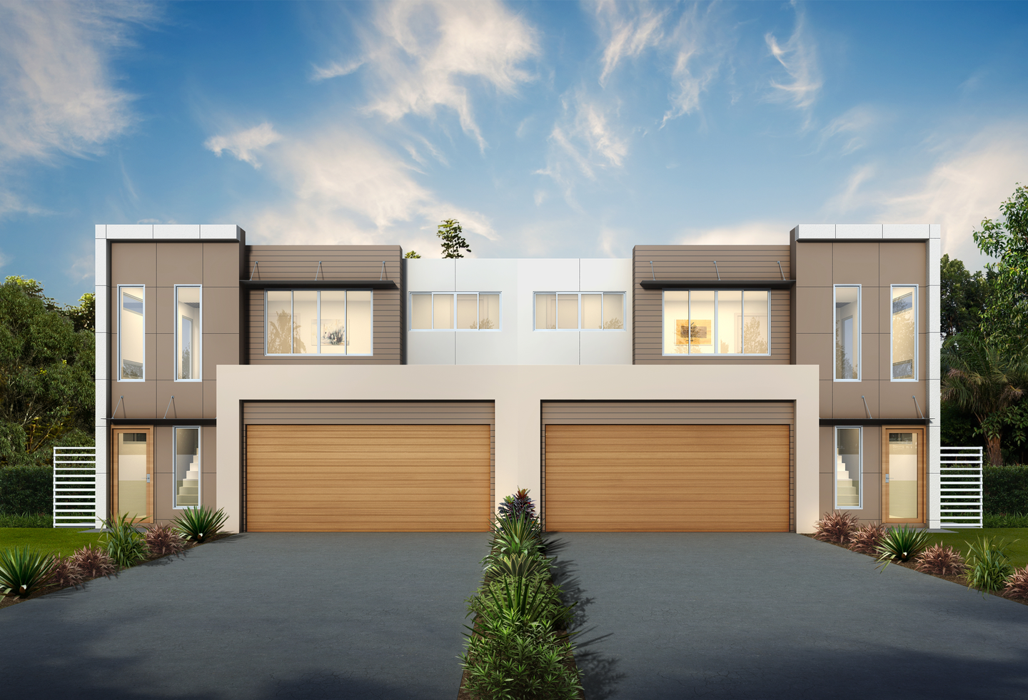 Who we are architectural house designs australia for Townhouse construction cost
