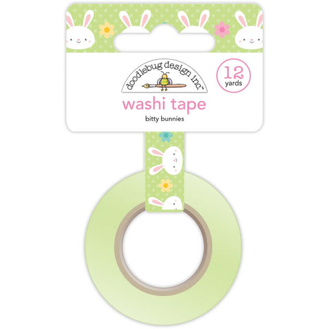 Easter Express Washi Tape - Bitty Bunnies