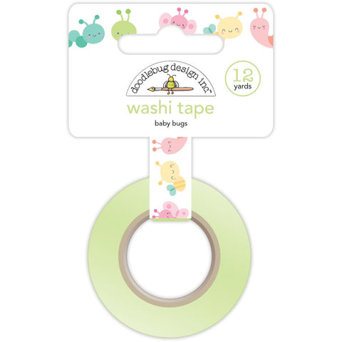 Spring Things Washi Tape - Baby Bugs