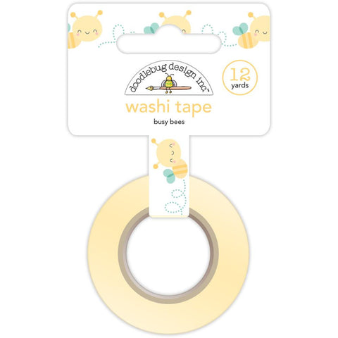 Spring Things Washi Tape - Busy Bees
