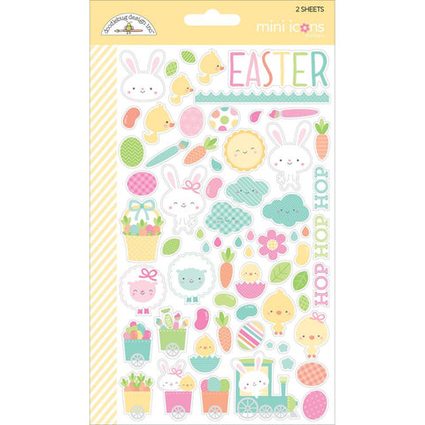Easter Express Stickers - Mini Icons
