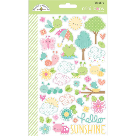 Spring Things Stickers - Mini Icons