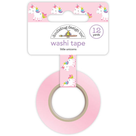 Fairy Tales Washi Tape - Little Unicorns