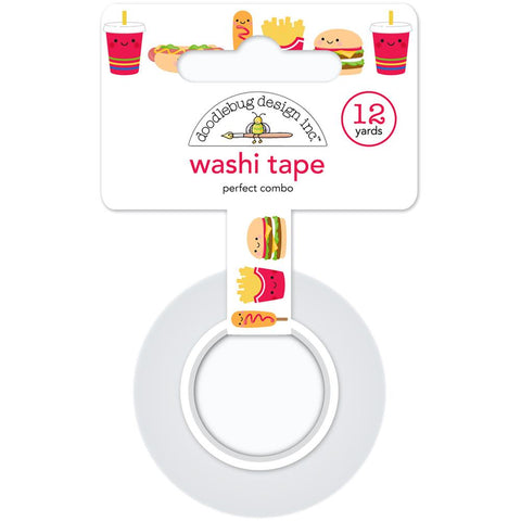 So Much Pun Washi Tape - Perfect Combo