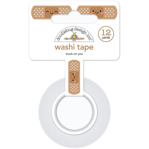 So Much Pun Washi Tape - Stuck On You